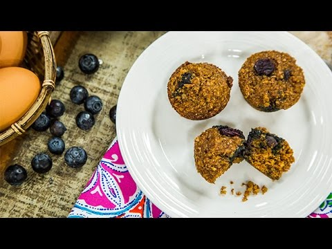 Recipe - Alison Sweeney's Blueberry Bran Muffins – Hallmark Channel