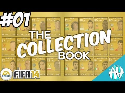 INSANE PACK - THE COLLECTION BOOK - FIFA 14 ULTIMATE TEAM