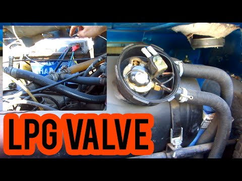 Automitive LPG System Troubleshooting