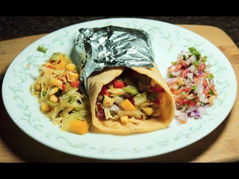 Burrito Recipe | burrito vegetarian  | burrito vegetarian recipe | Burritos