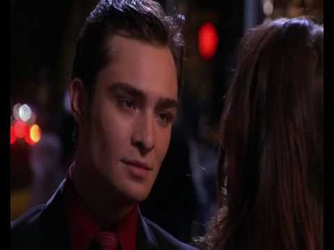Gossip Girl 4x09 Chuck & Blair I love you END SCENE .