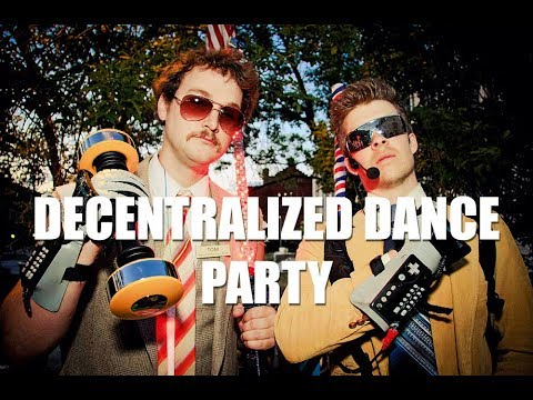 Decentralized Dance Party - Interview w Gary Lachance