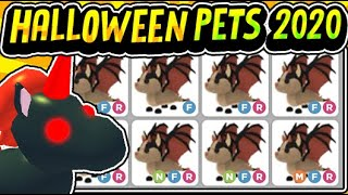 Roblox Adopt Me Halloween Pets Playtube Pk Ultimate Video Sharing Website