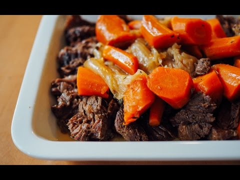 Instant Pot Smart - Easy Pot Roast