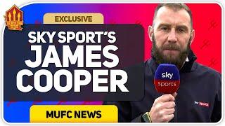 SANCHO & GREALISH Transfers Possible! JAMES COOPER Man Utd News