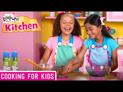 Lalaloopsy Kitchen: Button Gummies Recipe | We're Lalaloopsy | Now Streaming on Netflix!