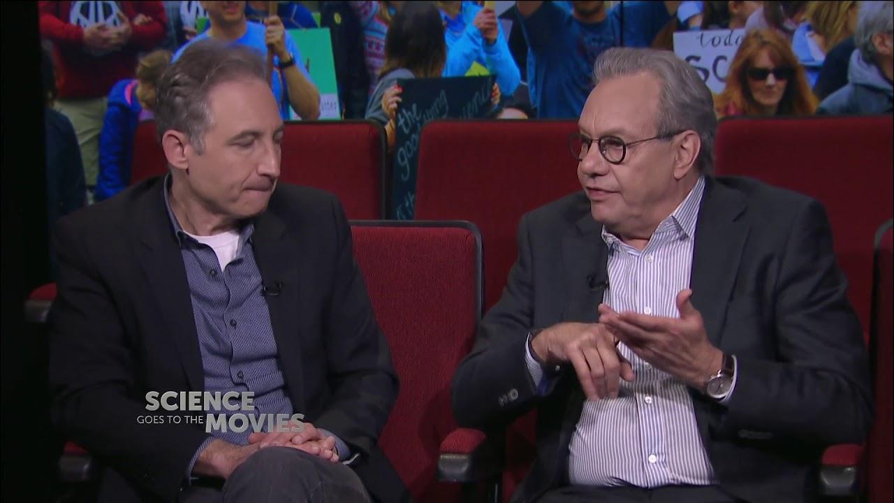 Lewis Black and Brian Greene talk Math & Politics