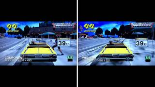Component Vs Wii2hdmi In Gamecube Mode On The Wii