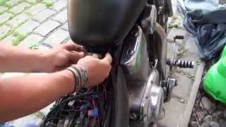 HOW TO: Carburetor Synchronization On Suzuki VS800 Intruder