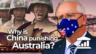 Why has AUSTRALIA rebelled against CHINA? (And Korea not followed in its footsteps)