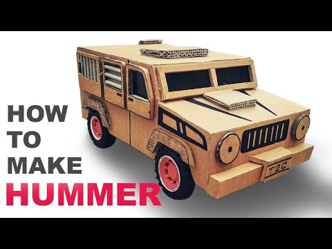 how to make rc car body