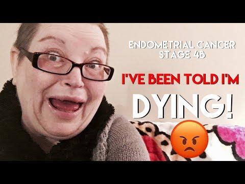 I'm Back!  I Have Terminal Endometrial Cancer!