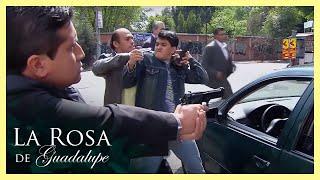 La Rosa de Guadalupe: Andrés busca la justicia por su propia mano | Vientos de esperanza