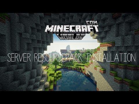 Server Resource Pack Installation | Minecraft-Worlds.com