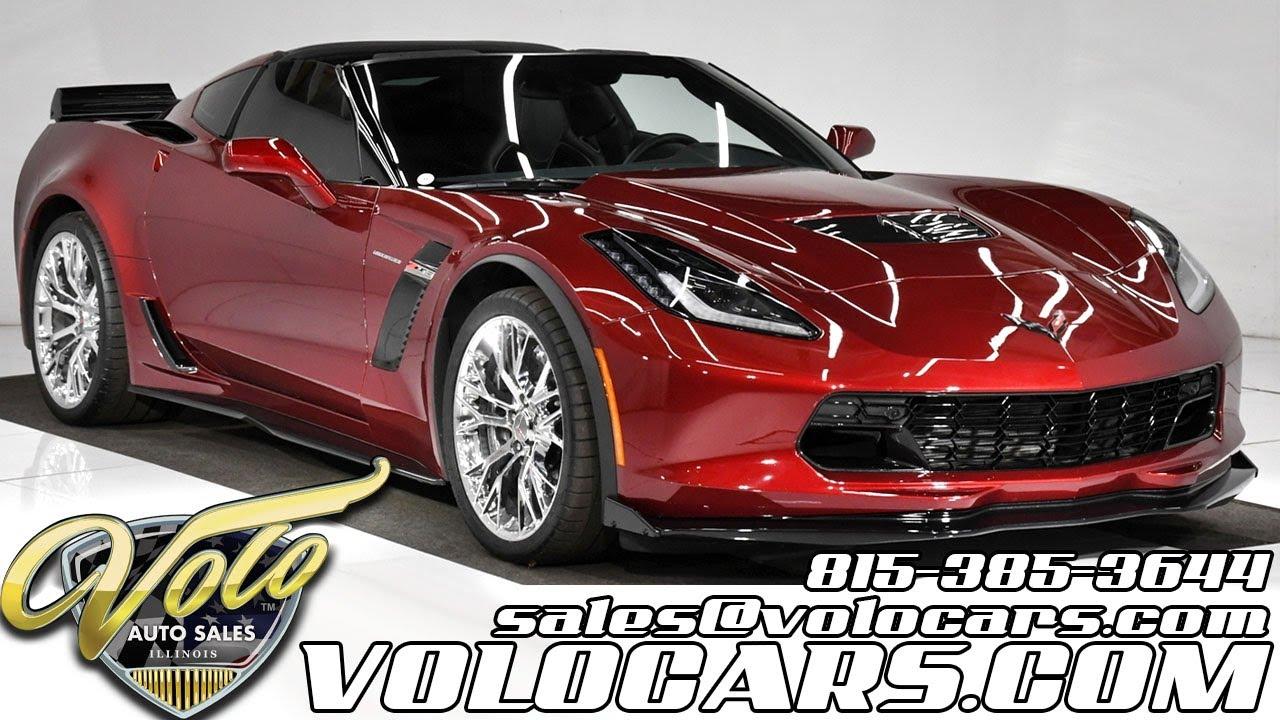 2016 Chevrolet Corvette Z06 Lingenfelter for sale at Volo Auto Museum (V19239)