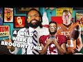 From Tua39s Tight Rope Surgery To Texas Longhorns39 Scapegoat Week 8 CFB Recap