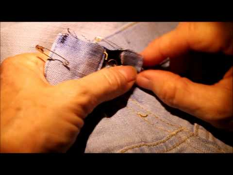 Jeans Alterations -  Waist Resizing