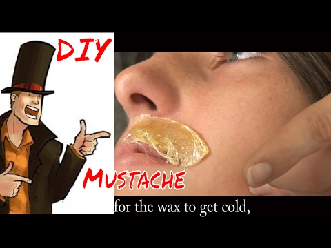 DIY sugar wax recipe/tutorial | how to wax upper lip