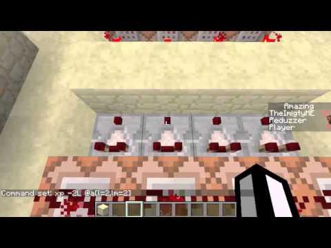 Vanilla warp zones in Minecraft