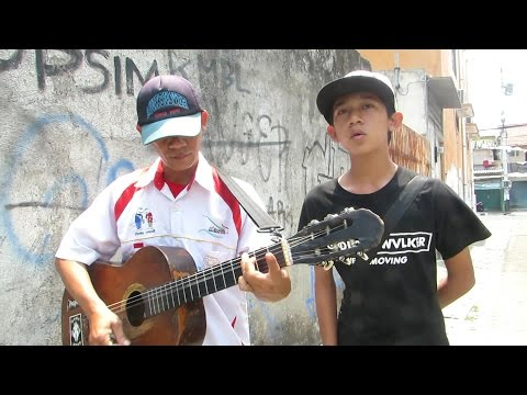Sahrul Setiawan - Pengamen Jalanan Anak & Ayah bersuara Merdu   Part 3