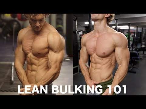 BULKING 101: HOW TO GAIN MUSCLE AND STAY LEAN