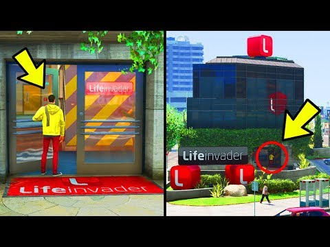 GTA 5 Online - How To GLITCH Into ANY Building In GTA 5 Online! (GTA 5 Glitches & Tricks)