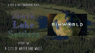 RimWorld / EP 1 - Heatstroke / Extreme Desert Challenge
