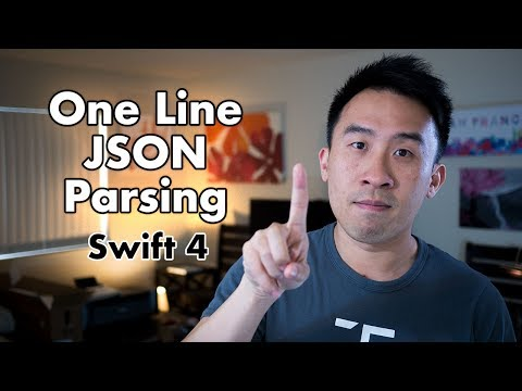 Parsing JSON Just Became Super Easy in Swift 4 with Decodable