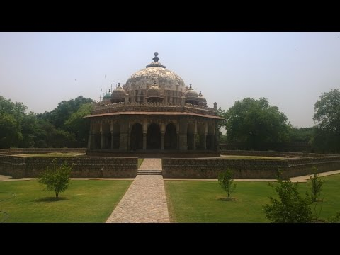 Isa Khan's tomb - New Delhi, Delhi, India