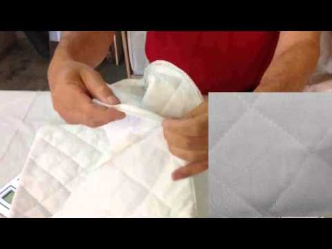 Quilted  Pillow Pprotectors