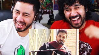 VIR DAS | BE STUPID | Speech at Knox College | Reaction w/ Greg!