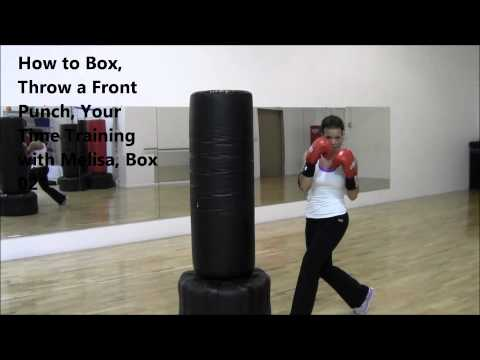 LEARN HOW TO BOX, THROW A HOOK PUNCH, YOUR TIME TRAINING WITH MELISA, BOX03