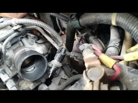 How To Clean Your Throttle Body - 2003 Honda City