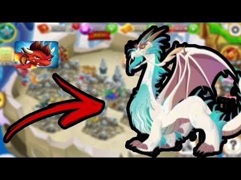 Como fazer o Grande Dragão Branco em Dragon City