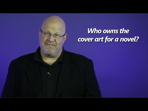 Who owns the cover art for a novel? - Entertainment Law Asked & Answered