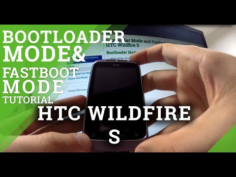Reset - 2 ways- HTC Wildfire S - Htc Wildfire S Reset Android