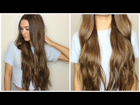 Soft Waves - Hair Tutorial ♡
