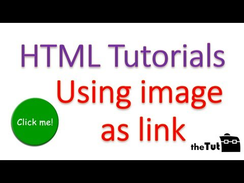No 11: HTML Image Link: HTML Tutorial For Beginners [HD 1080p]