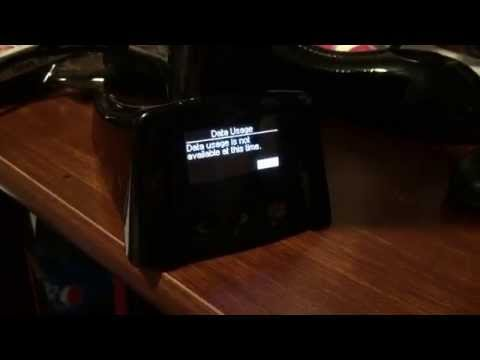 How to Remove, replace Sim Card & Activate Verizon Wireless T1114 LTE router with voice