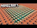 Minecraft 10 000 Tnt Vs 1000 Herobrine