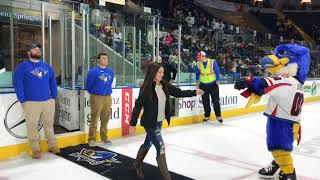 MassLive Fall Athletes of Week honored on ice at Springfield Thunderbirds game