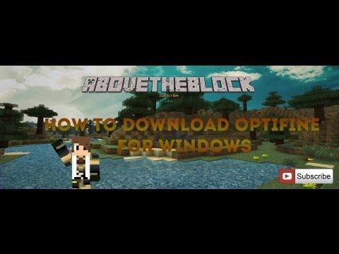 Minecraft: How to Install OptiFine for Minecraft 1.5.2 [Windows 7,8]