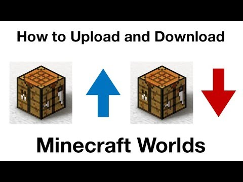 [Mac] How to Upload and Download Minecraft Worlds