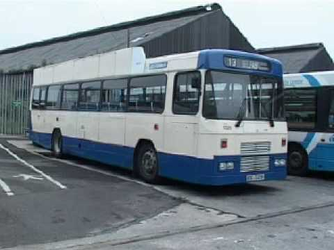BELFAST BUSES JULY 2009