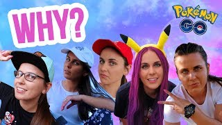 Why I impersonated other YouTubers | Pokémon GO | ZoeTwoDots