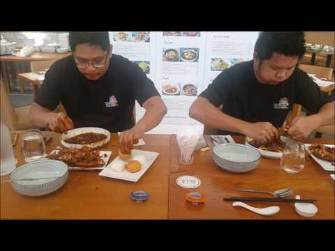 Chilli Crab Challenge ( Blue Lotus - Chinese Eating House)