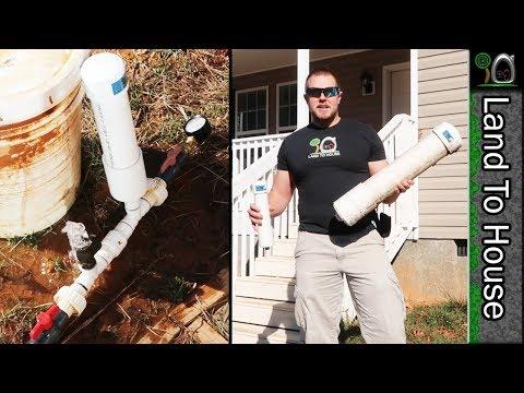 Pressure tank size - Ram Pump