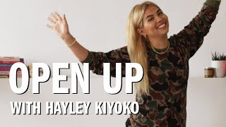 Hayley Kiyoko — Open Up