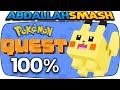 100% Completion Rewards For Pokemon Quest - ALL 151 Pokemon & Decorations! [Switch/Android/IOS]
