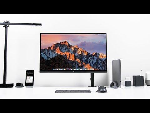 Ultimate Desk Setup - My Dream Setup 2017!